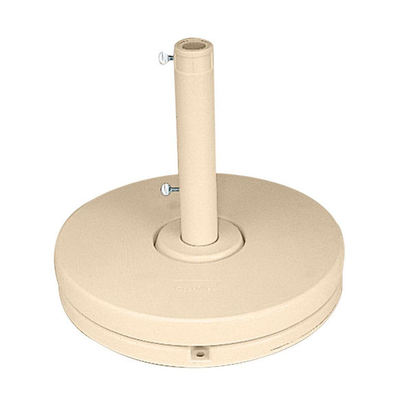 Picture of Grosfillex 35 Lb. Optional Umbrella Base Ring In Sandstone Pack Of 1