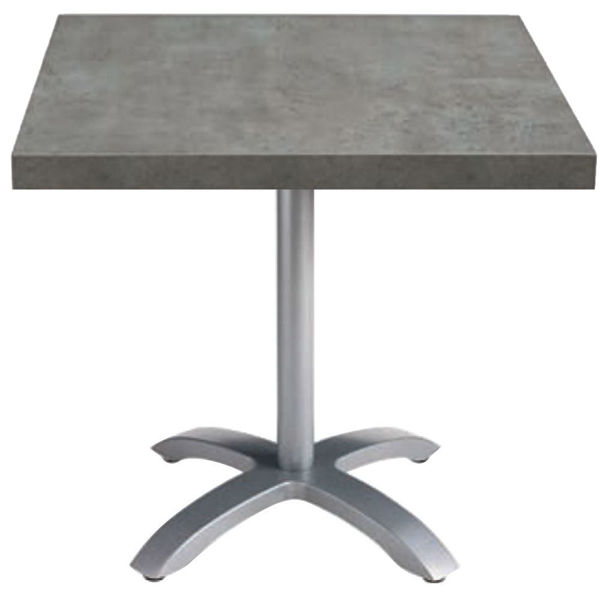 Picture of Grosfillex 24' x 30' VanGuard Tabletop In Gray Pack Of 1
